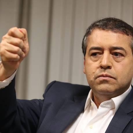 Ministro do Trabalho, Ronaldo Nogueira. Foto: Ailton de Freitas / Agência O Globo