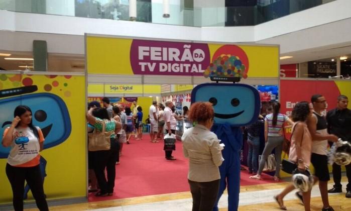 É o último dia da TV analógica no Rio de Janeiro