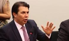 O deputado Arthur Oliveira Maia (PPS-BA), relator da reforma da Previdência Foto: Givaldo Barbosa / Agência O Globo