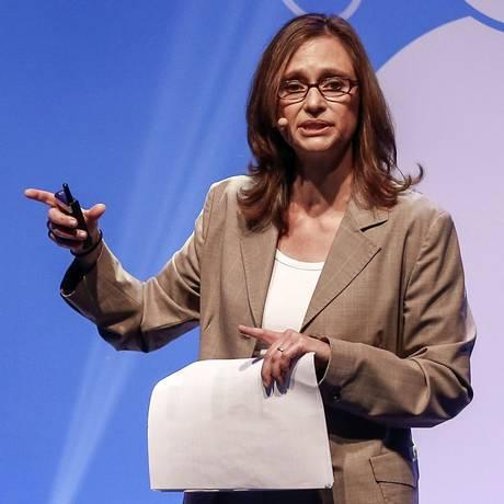 Socióloga e especialista em envelhecimento, Karen Glaser Foto: Divulgação