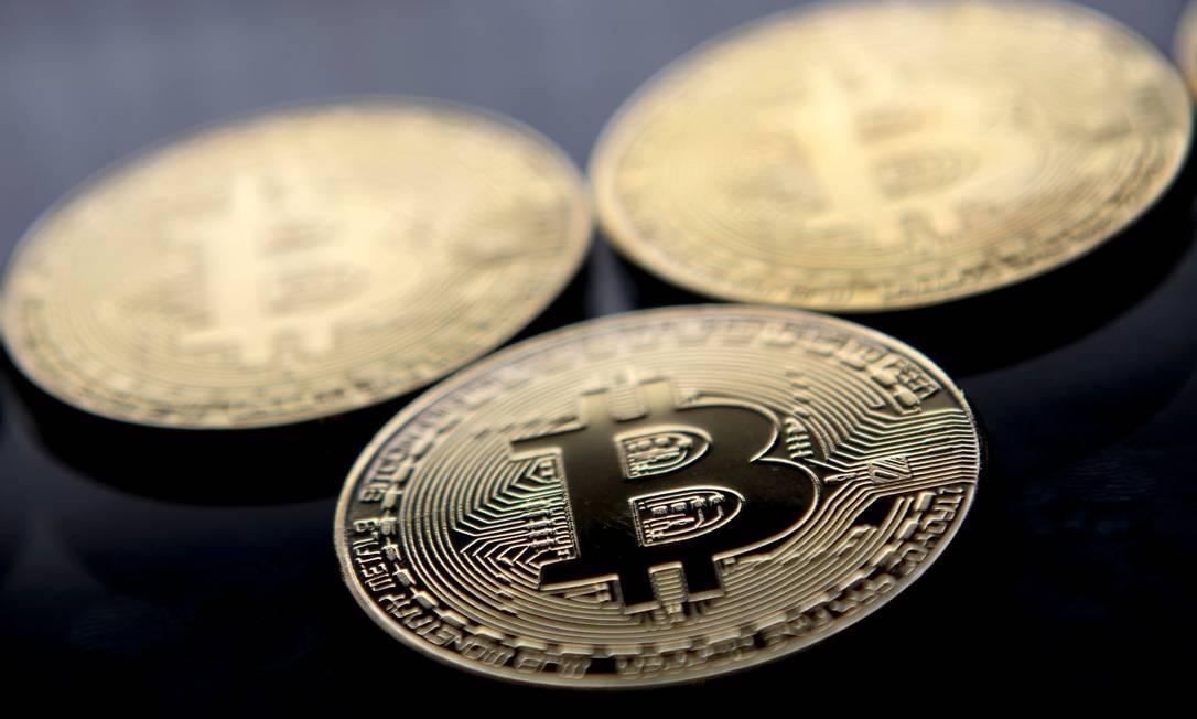 Bitcoin Foto: Justin Tallis / AFP