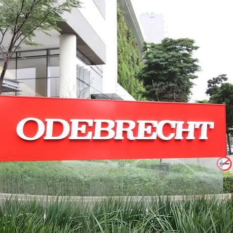 Sede da Odebrecht em São Paulo Foto: Agência O Globo