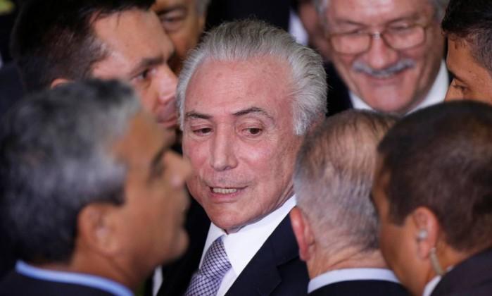 Temer passa por reavaliação urológica em São Paulo