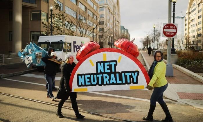 Agência dos EUA acaba com neutralidade da rede na internet do país