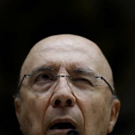 Ministro Henrique Meirelles Foto: UESLEI MARCELINO / REUTERS