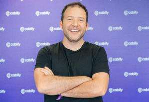 O diretor-executivo global da Cabify, Ricardo Weder Foto: Divulgação / Divulgação