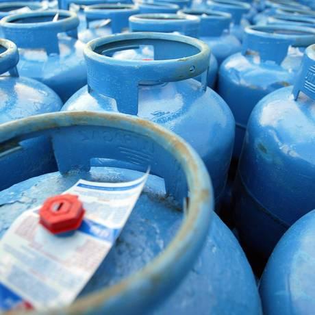Petrobras anuncia nova política de reajuste de preços do gás de cozinha Foto: Marco Antônio Teixeira / Agência O Globo
