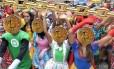 Bloco Chain fará sua estreia no carnaval de São Paulo neste ano Foto: Reprodução de Facebook