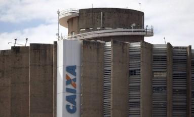 Prédio da Caixa Foto: Agência O Globo