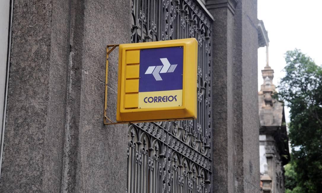 Agência dos Correios Foto: / Agência O Globo