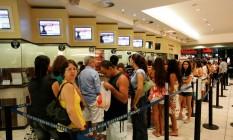 Projeto que proíbe exclusividade de bomboniere de cinemas e teatros Foto: Marcelo Piu / Agência O Globo