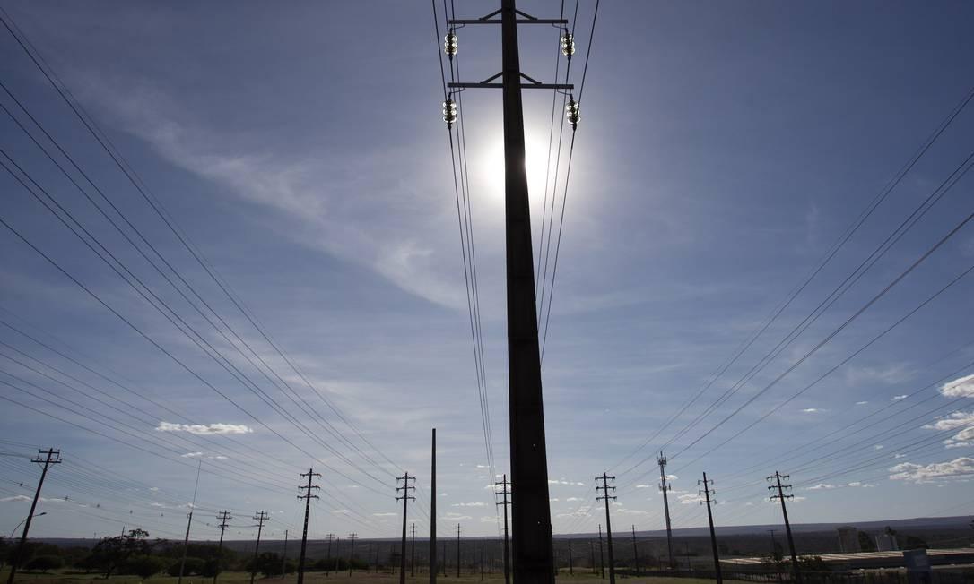 Ao menos dois terços da energia consumida em Roraima são gerados pela Venezuela Foto: Michel Filho / Agência O Globo