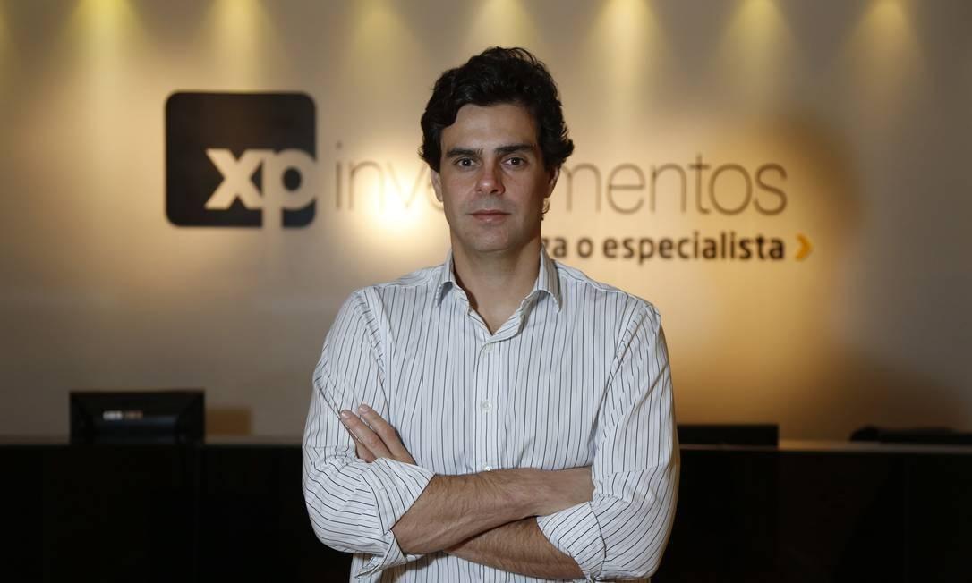 Guilherme Benchimol, sócio-fundador da XP Investimentos Foto: Fábio Rossi / Arquivo O GLOBO