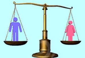 Desigualdade salarial entre homens e mulheres Foto: Reprodução de internet