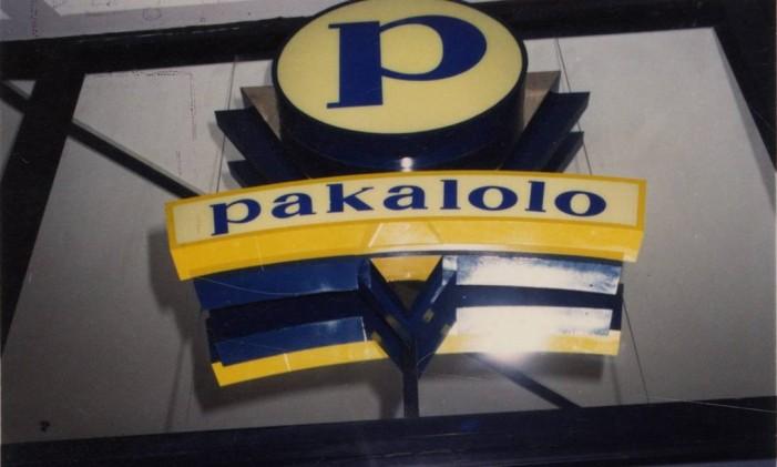 Loja da Pakalolo Foto: Camila Maia/7-3-1995