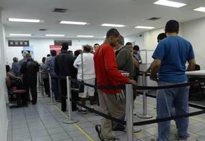 Bancos privados devem retomar liderança no crédito Foto: Fábio Guimarães / Agência O Globo
