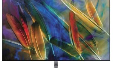 Samsung investe em modelos Qled Foto: Samsung investe em modelos Qled/Divulgação