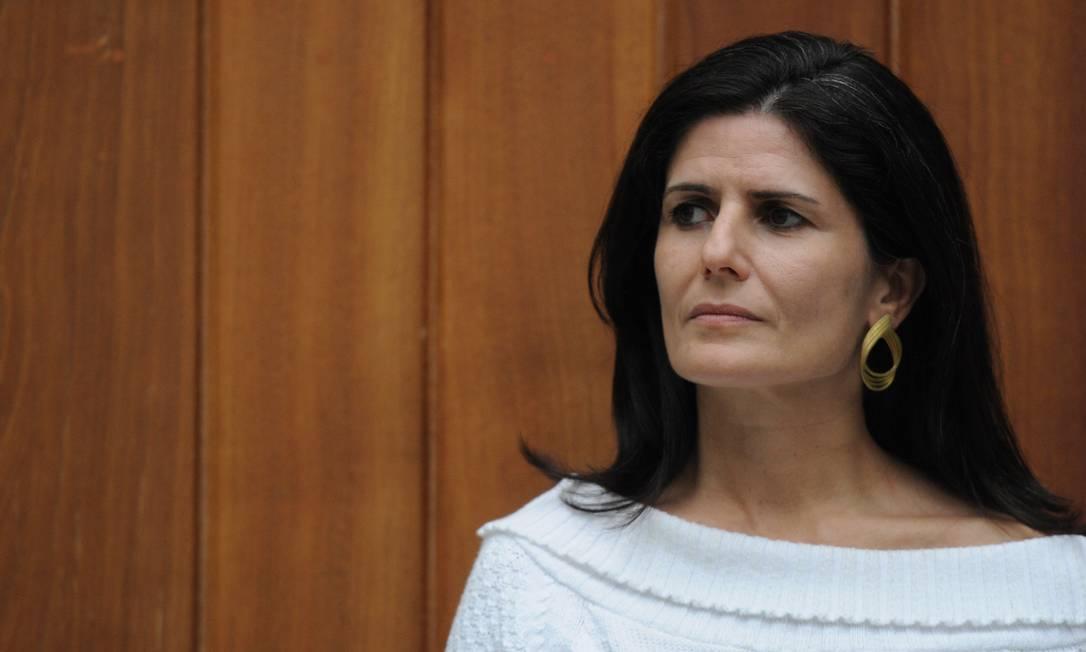 Zeina Latif foi economista-chefe da XP Investimentos. Foto: Luís Ushirobira / Agência O Globo