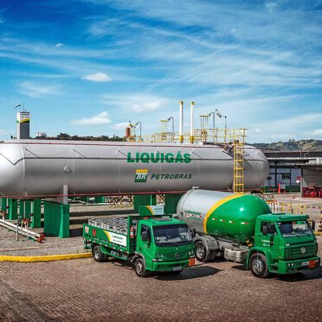 Petrobras vai recorrer ao TCU para vender a Liquigás Foto: Agência O Globo