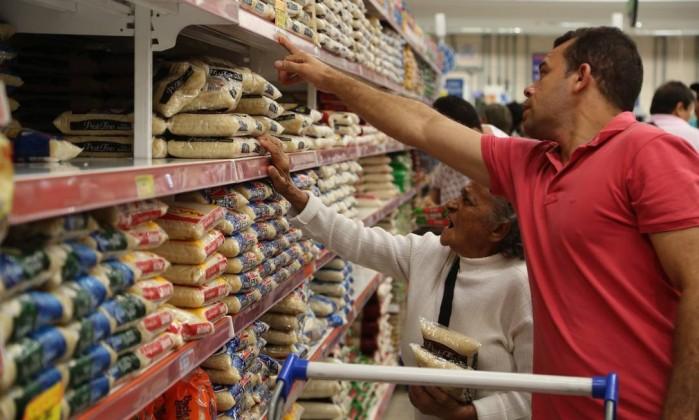 Inflação em março tem o menor percentual desde 1994
