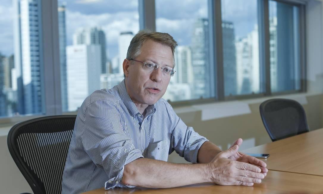 Marcos Lisboa, presidente do Insper Foto: Edilson Dantas / Agência O Globo