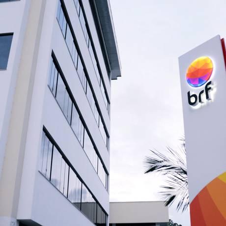 BRF Foods em Itajai. Foto: Agência O Globo
