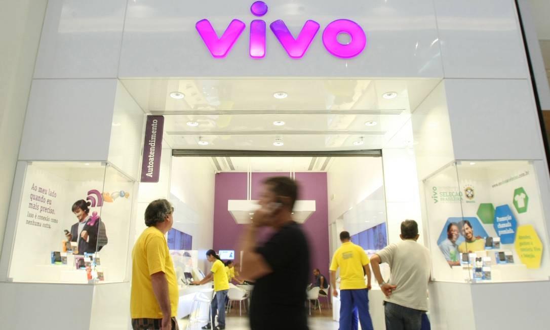 Na Vivo, cliente pode obter até R$ 30 mil para pagar em 24 meses. Foto: Adriano Machado/Bloomberg