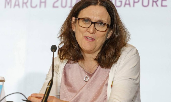 UE quer mais clareza dos EUA sobre novas tarifas