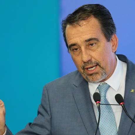 O ex-presidente da Caixa Econômica Federal, Gilberto Occhi Foto: Jorge William / Agência O Globo