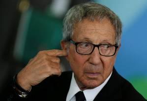 O empresário Abilio Diniz Foto: UESLEI MARCELINO / Reuters