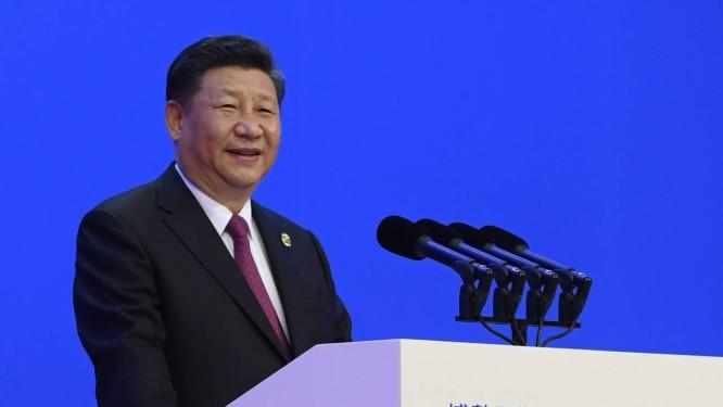 Xi Jinping promete melhorar condições de empresas estrangeiras na China  Foto  Li Xueren   AP 41b95f17709f2
