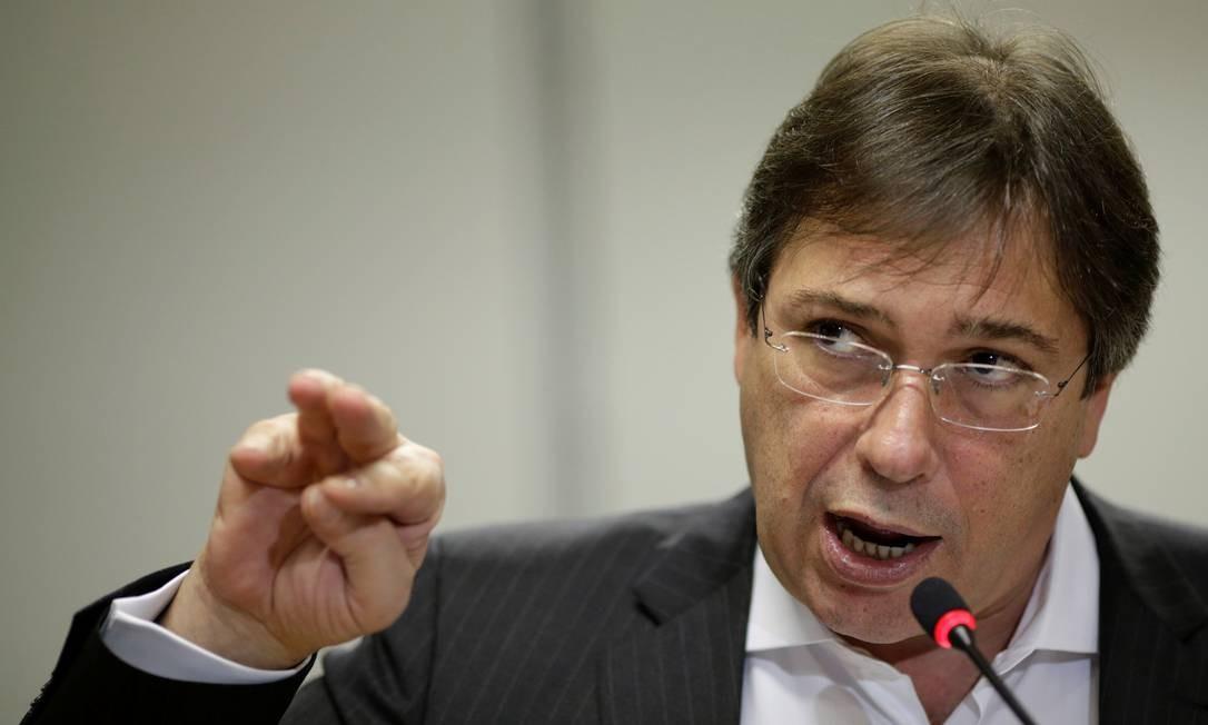 Presidente da Eletrobras, Wilson Ferreira Júnior Foto: Ueslei Marcelino / Reuters