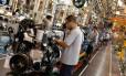 Capacidade ociosa da indústria inibe investimentos Foto: Divulgação