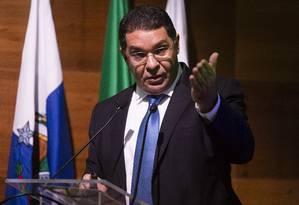 Mansueto de Almeida, secretário do Tesouro Foto: Fernando Lemos / Agência O Globo 04-12-2017