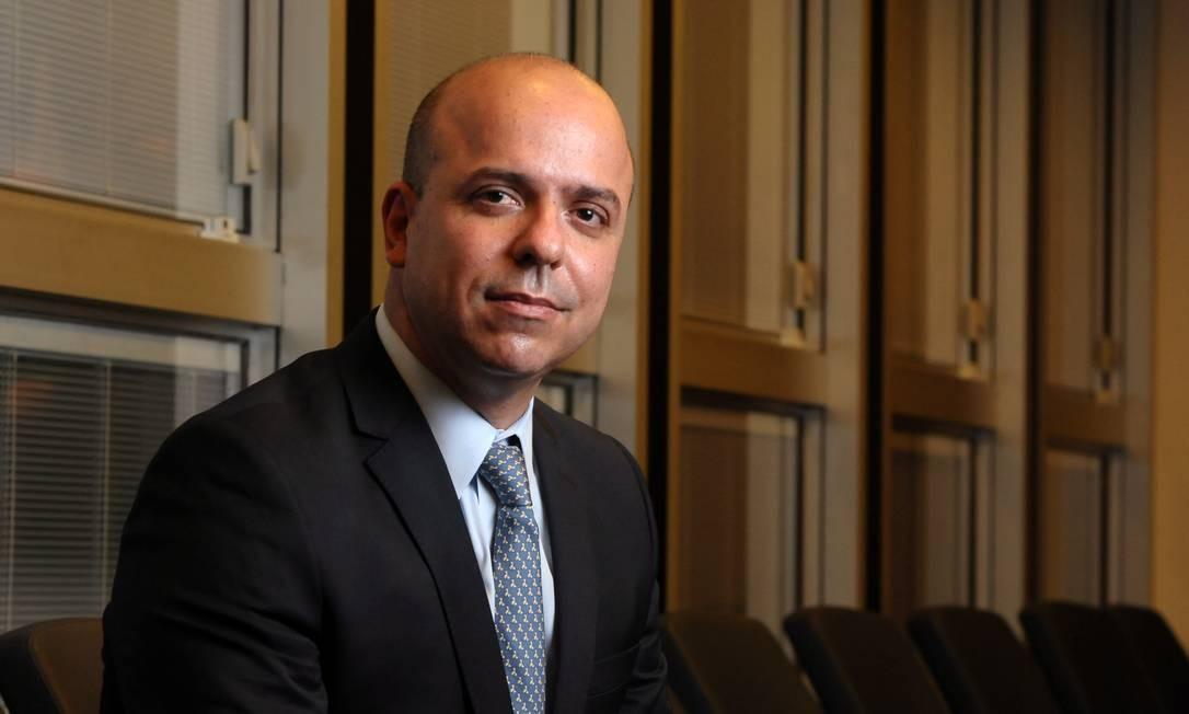 Carlos da Costa, diretor da Área de Planejamento do BNDES Foto: Leo Pinheiro / Agência O Globo