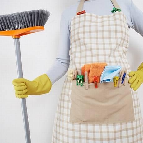 Afazeres domésticos Foto: Reprodução