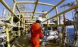 Petroleiros marcaram greve de 72 horas para esta quarta-feira Foto: Divulgação