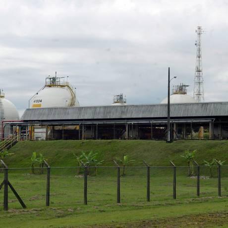 Codin, condomínio industrial em Macaé Foto: Letícia Pontual / Agência O Globo