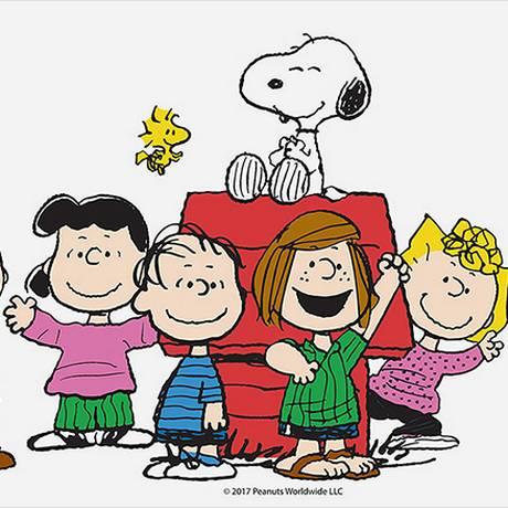 Marca proprietária da turma do Snoopy vende parte de suas ações para a Sony Foto: Reprodução