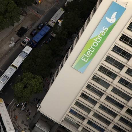 Sede da Eletrobras, no Centro do Rio. Foto: Nadia Sussman / Bloomberg