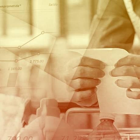 Investimentos exigem planejamento cuidadoso. Foto: Editoria de Arte