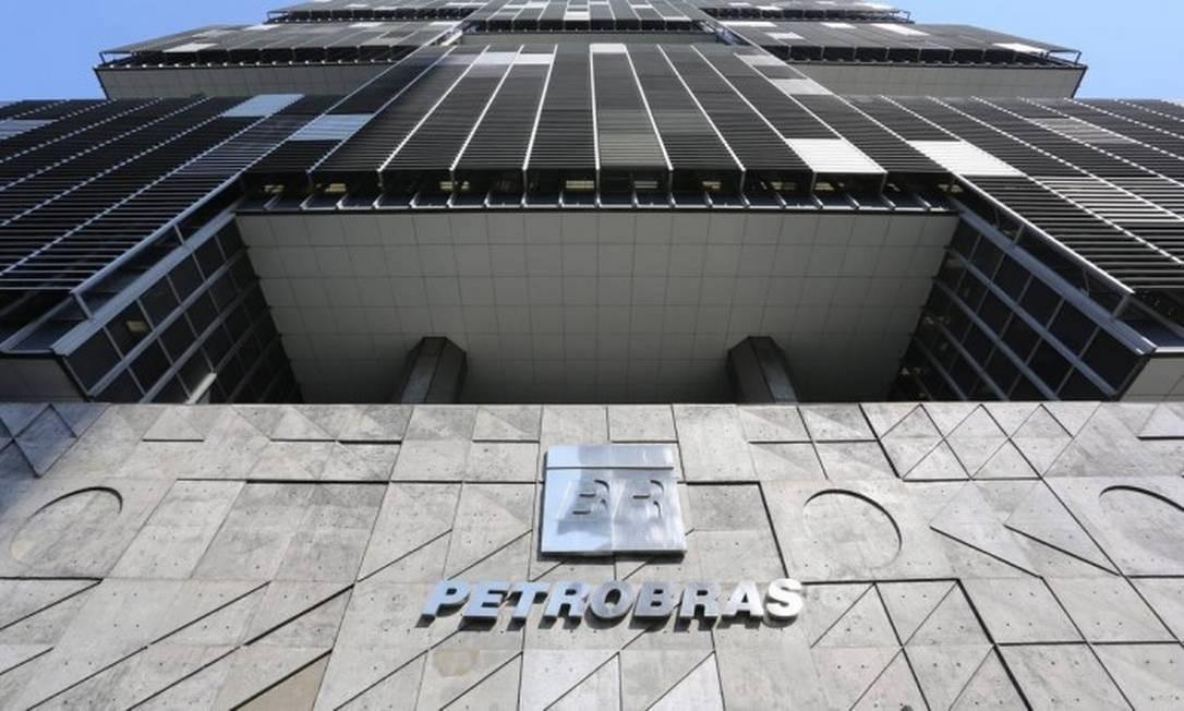 Fachada da sede da Petrobras, no Rio Foto: Arquivo