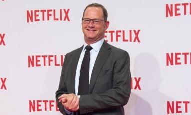 Jonathan Friedland, diretor de Comunicação do Netflix Foto: Reprodução