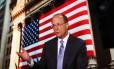 Larry Fink é presidente da BlackRock, maior gestora de recursos do mundo. Foto: Christopher Goodney / Bloomberg
