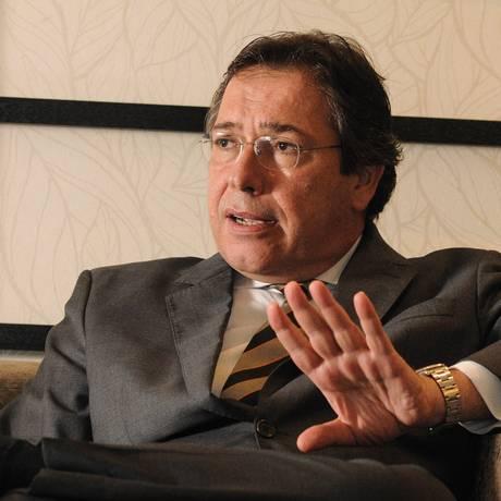 Presidente da Eletrobras, Wilson Ferreira Junior Foto: Ana Paula Paiva / Agência O Globo
