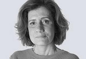 Míriam Leitão Foto: Agência O Globo