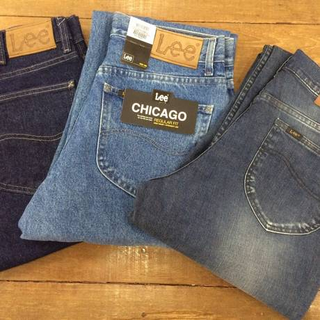 Unidade de jeans da JF, que inclui as marcas Lee e Wrangler, pode ser vendida Foto: Reprodução