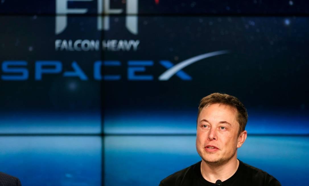 CEO da Tesla, Elon Musk Foto: Joe Skipper / REUTERS