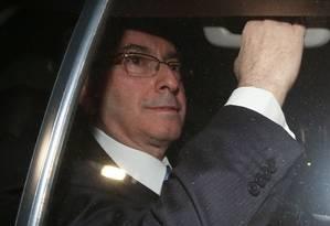 Ministro do STJ nem sequer analisou pedido de habeas corpus de Cunha Foto: Ailton de Freitas / Agência O Globo