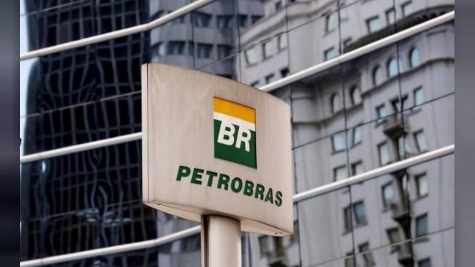 Logo da Petrobras Foto: Reuters
